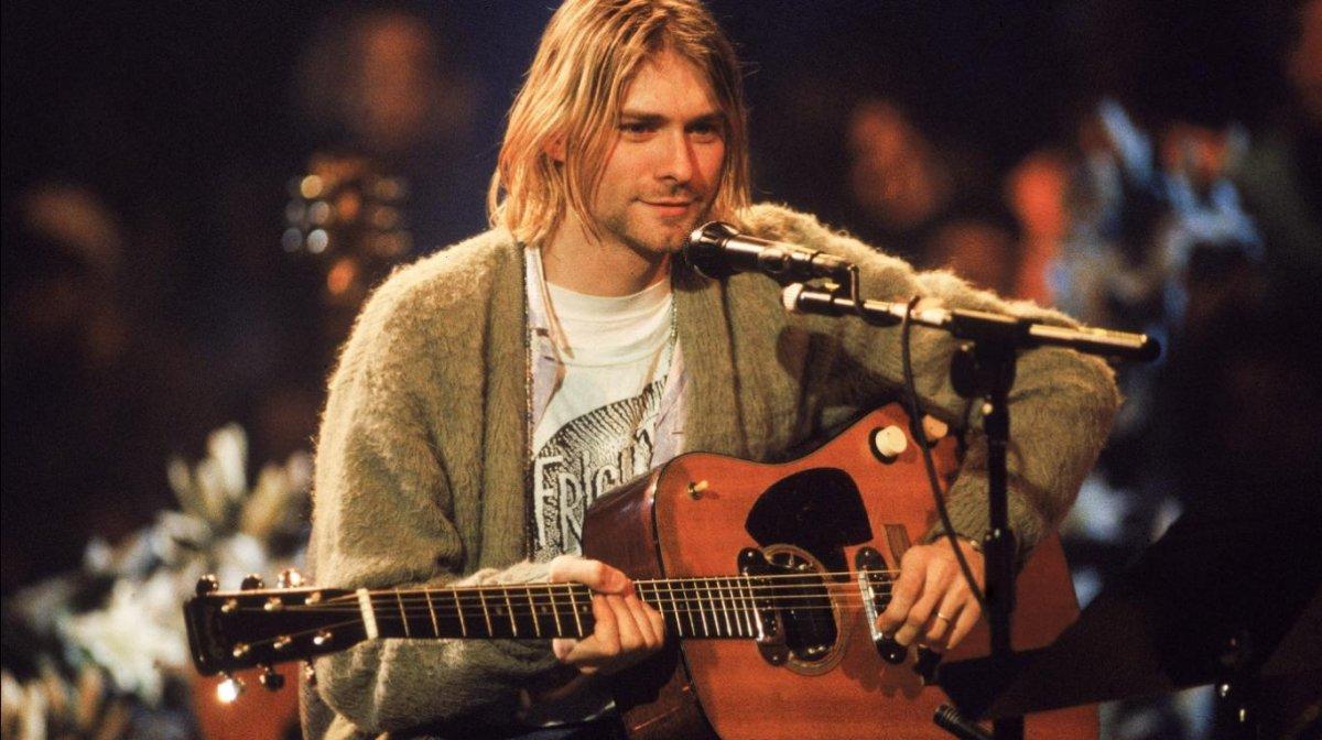 25 años del «Unplugged» de Nirvana, el disco que coló el grunge en los hogares de todo el mundo
