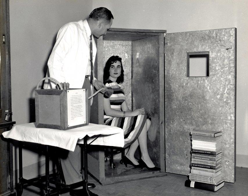 El orgasmo al poder: la extraña historia del Dr. Wilhelm Reich