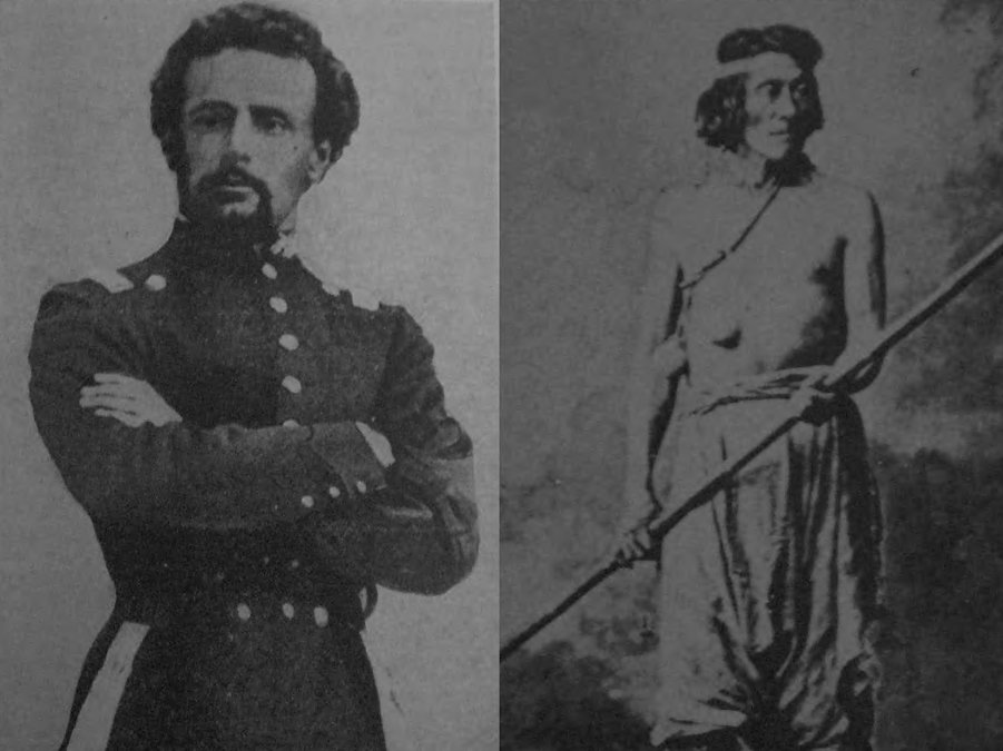 Conrado Villegas -Cacique Pincén.