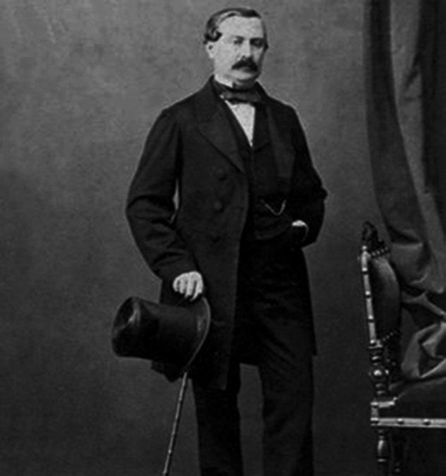 Mariano Severo Balcarce.