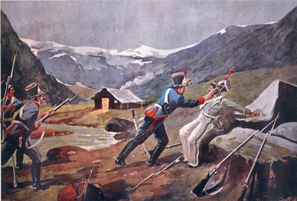 Derrotas de Vilcapugio y Ayohúma