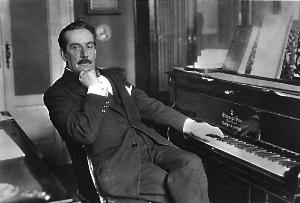 Nadie duerme, Giacomo Puccini ha muerto