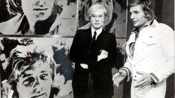 Warhol yGunter Sachs.