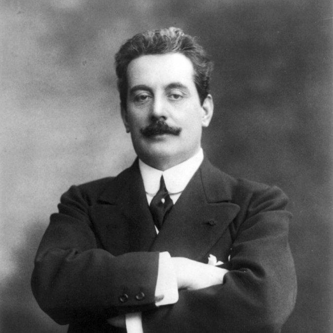 Puccini de visita en Buenos Aires