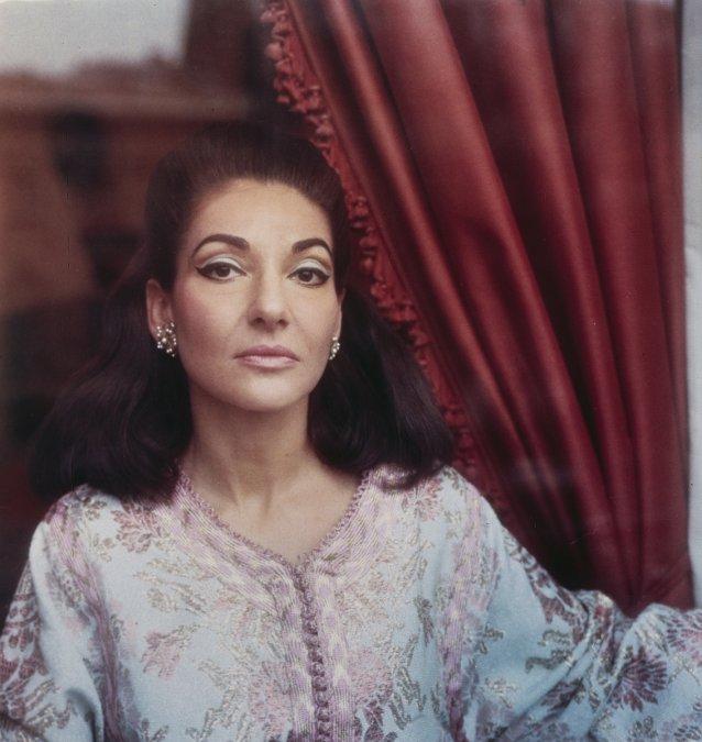 Maria Callas (2 de diciembre de 1923 - 16 de septiembre de 1977)