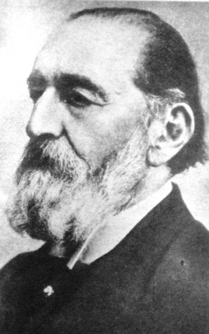 Luis Sáenz Peña( 2 de abril de 1822 - 4 de diciembre de 1907).