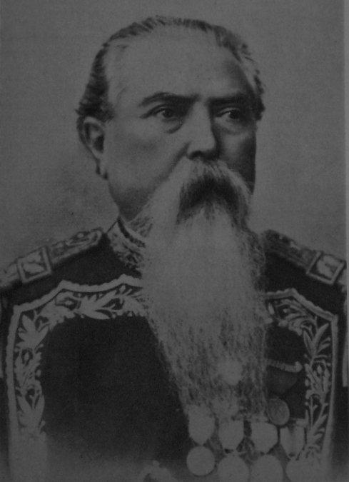 Nicolás Levalle y su larga actuación