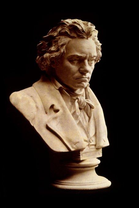 Ludwig van Beethoven, la música