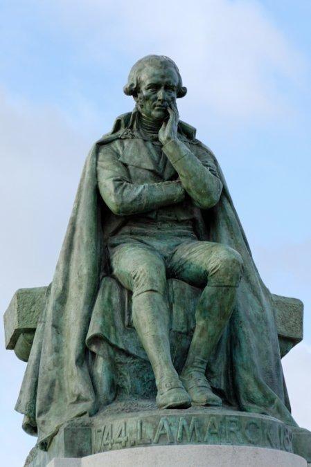 Jean-BaptisteLamarck.