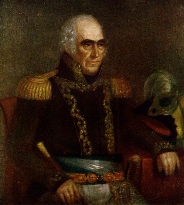 Miguel de Azcuénaga, el brigadier