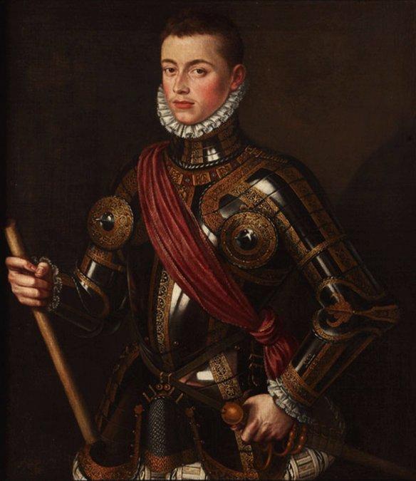 El bastardo que pudo ser Rey: Juan de Austria