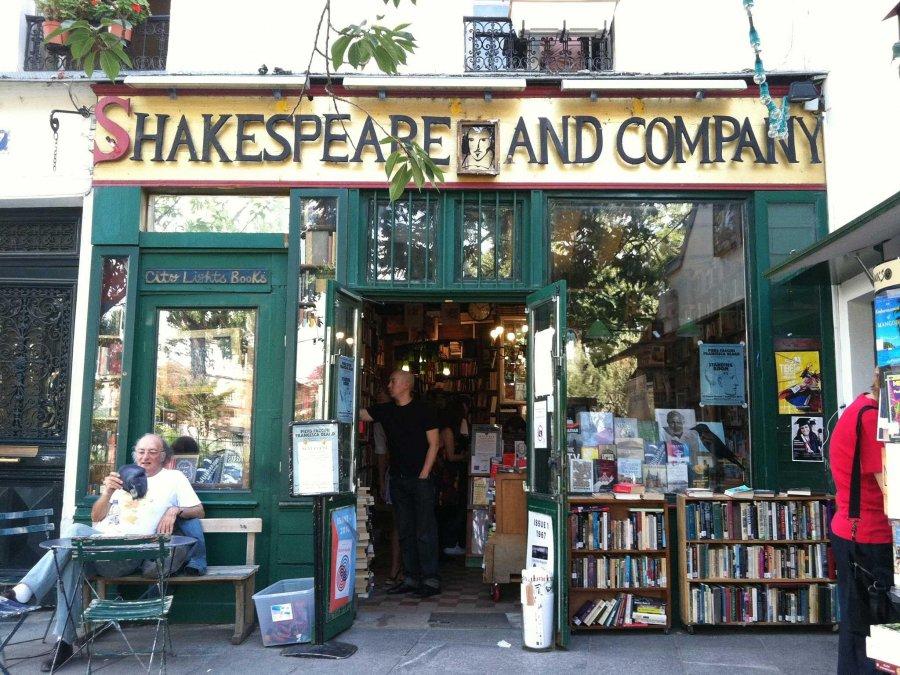 Shakespeare and Co., la cumbre de las librerías cumplió 100 años