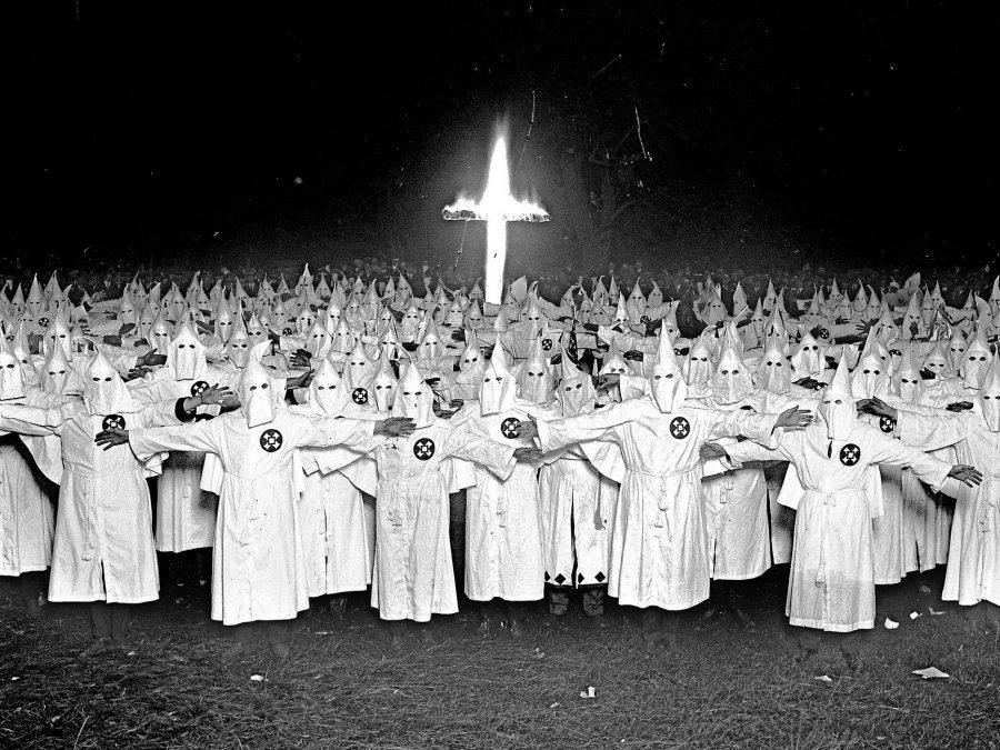 Ku Klux Klan, el círculo del terror