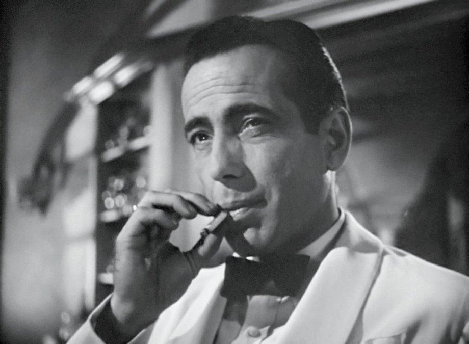 Humphrey Bogart, el galán que conquistó el cine clásico