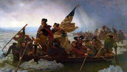 altText(Batalla de Trenton y el cruce del Delaware )}