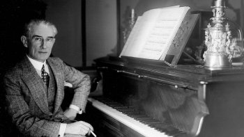 Música prisionera de la mente: Maurice Ravel