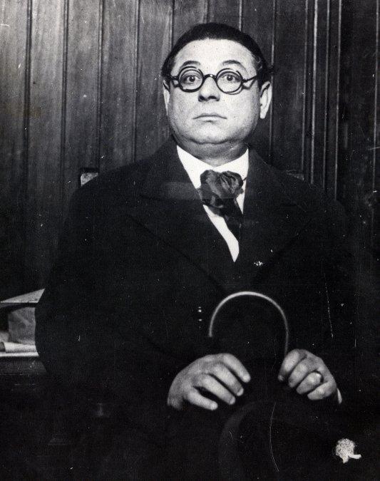 Gerchunoff, Alberto (1884-1950)