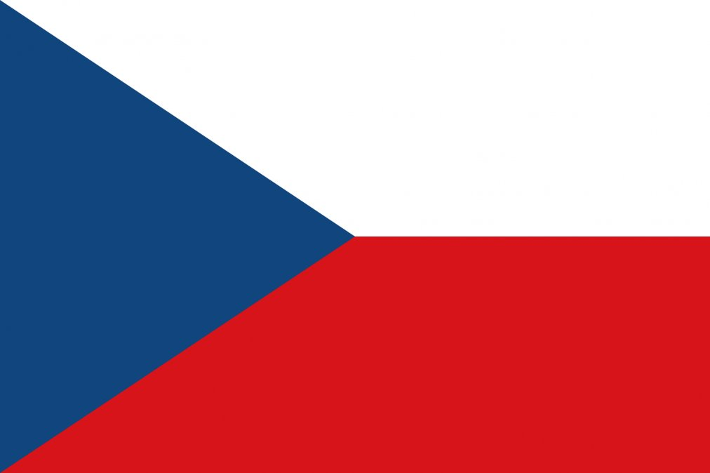 Bandera oficial deChecoslovaquia(1918-1992)