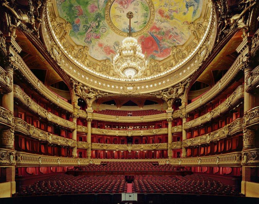 La Ópera de París: Historia y Arquitectura