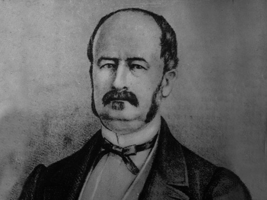 Muerte del vicepresidente Marcos Paz