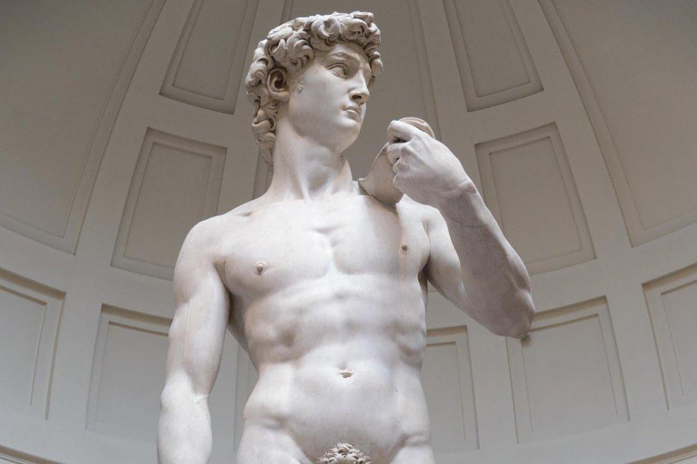 Descubren un detalle en el David de Miguel Ángel que pasó inadvertido por 500 años