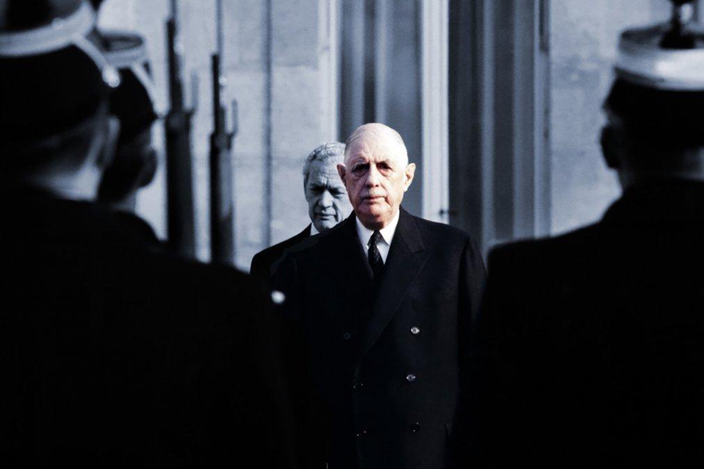 Charles de Gaulle es electo presidente