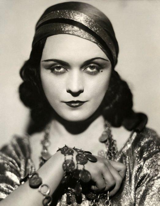 Pola Negri, la eterna viuda de Rodolfo Valentino