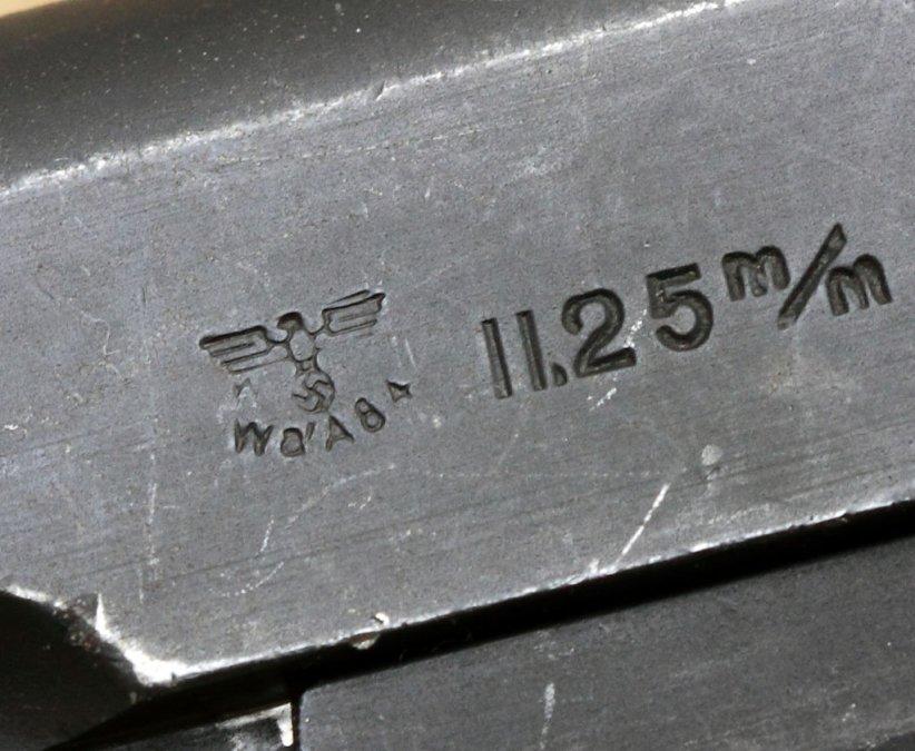 La curiosa historia de cientos de pistolas Colt M1911 que fueron marcadas con el águila nazi