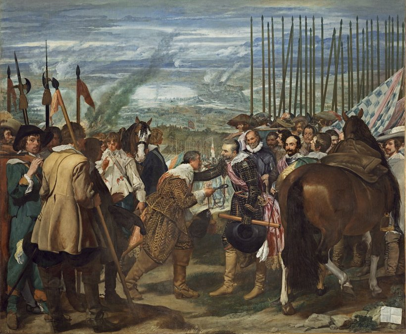 Las lanzas: Ambrosio Spinola, el vencedor de Breda y su ajetreada vida