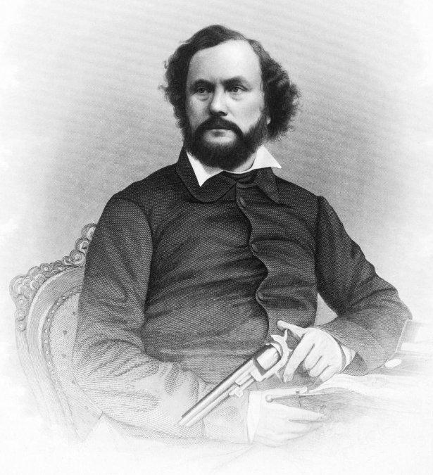 Samuel Colt: El Pacificador