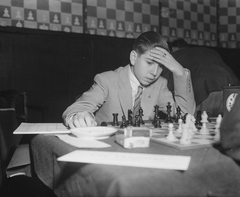 Arturo Pomar, el legendario ajedrecista