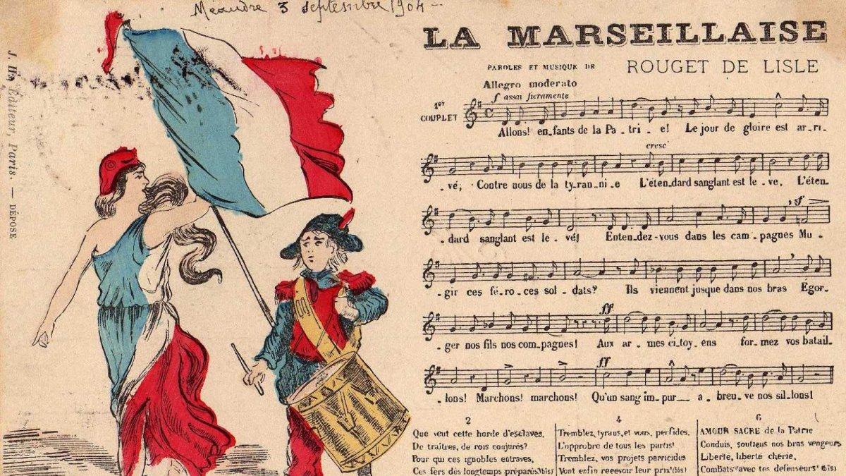 El curioso origen de algunos himnos nacionales