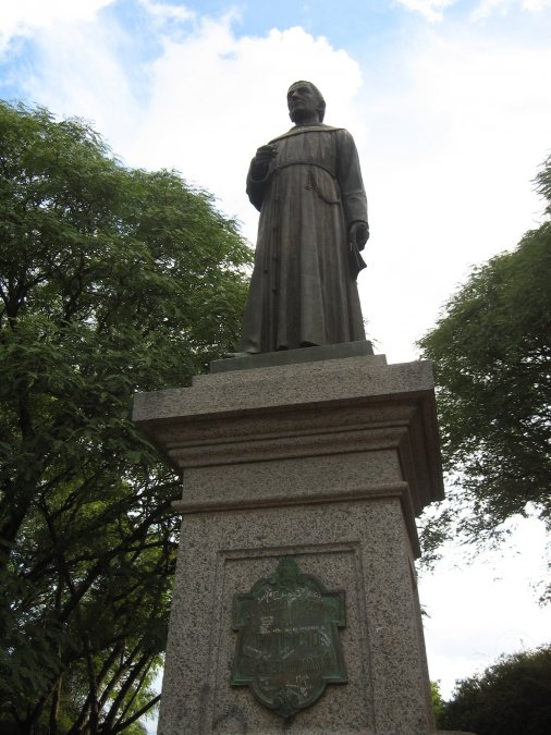 Fray Cayetano Rodríguez, franciscano, poeta, periodista y patriota