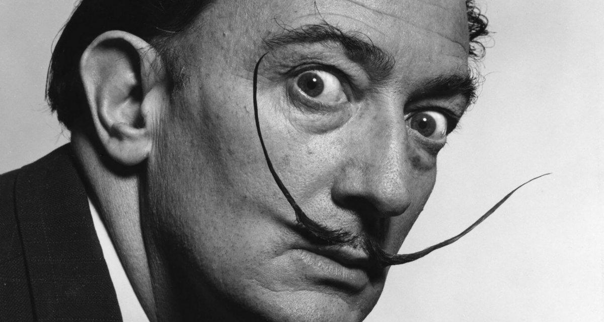Las locuras de Dalí