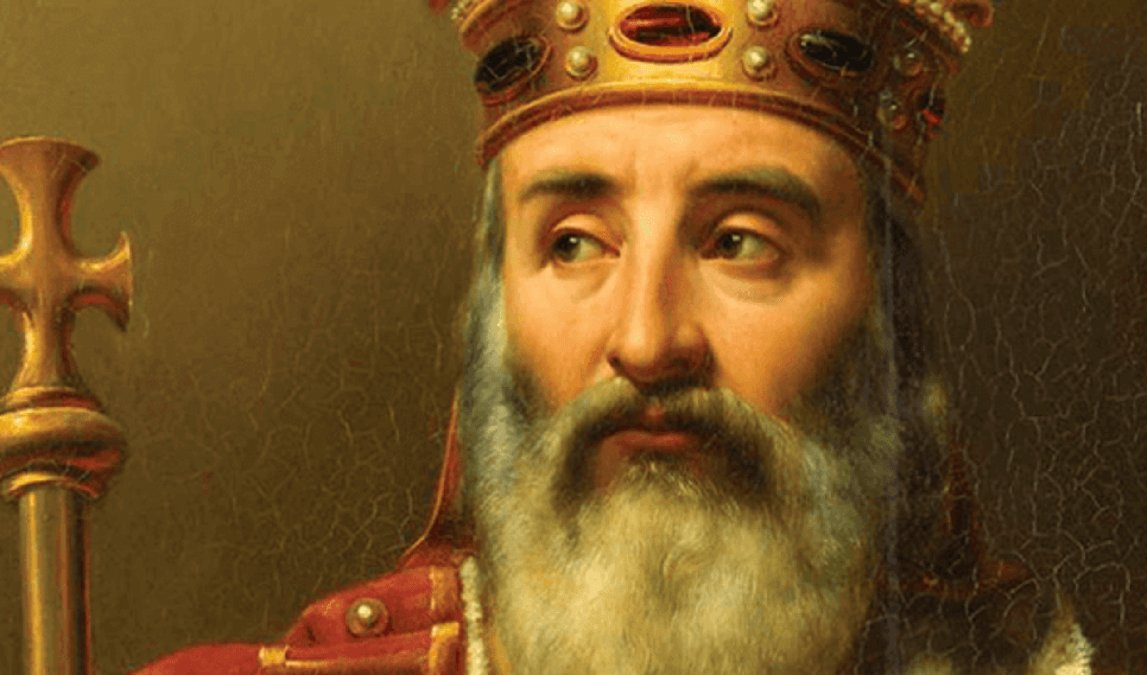 El sagrado Carlomagno