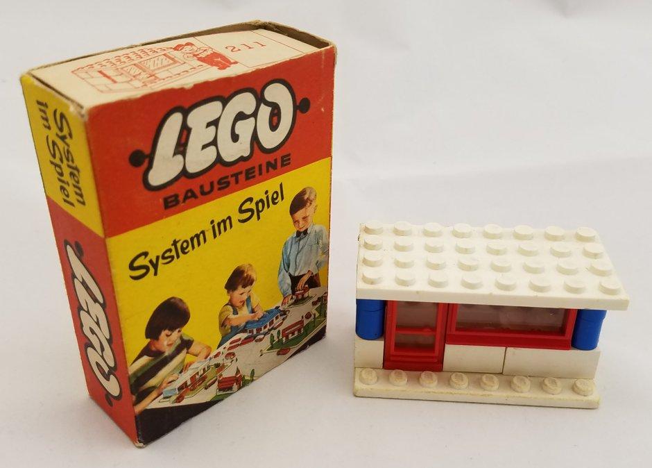 62 años del ladrillo de LEGO