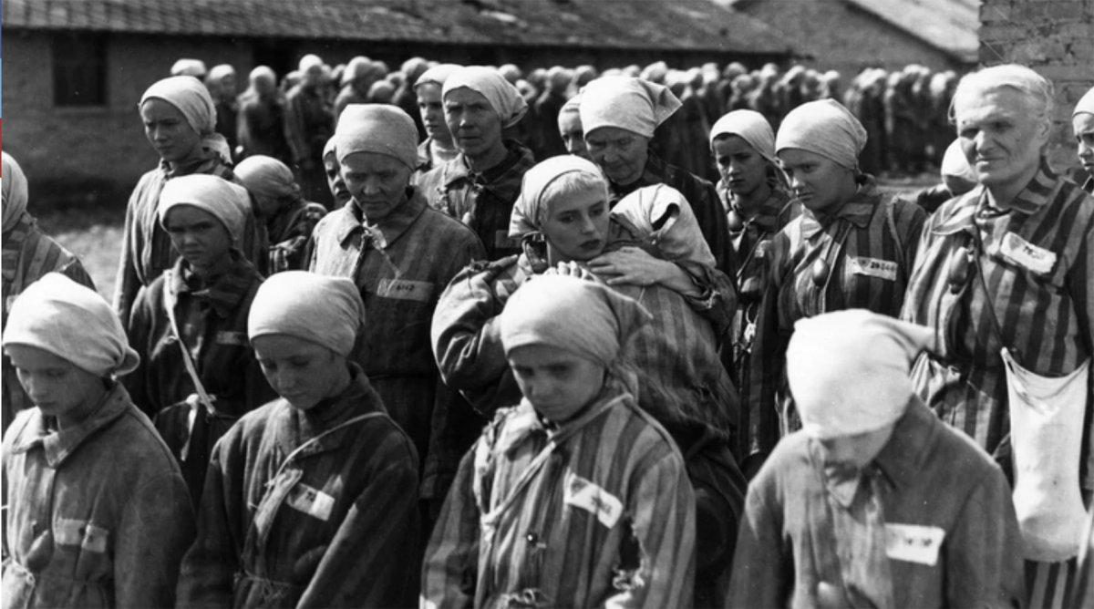 El horror imposible de describir: cómo fue la liberación de Auschwitz