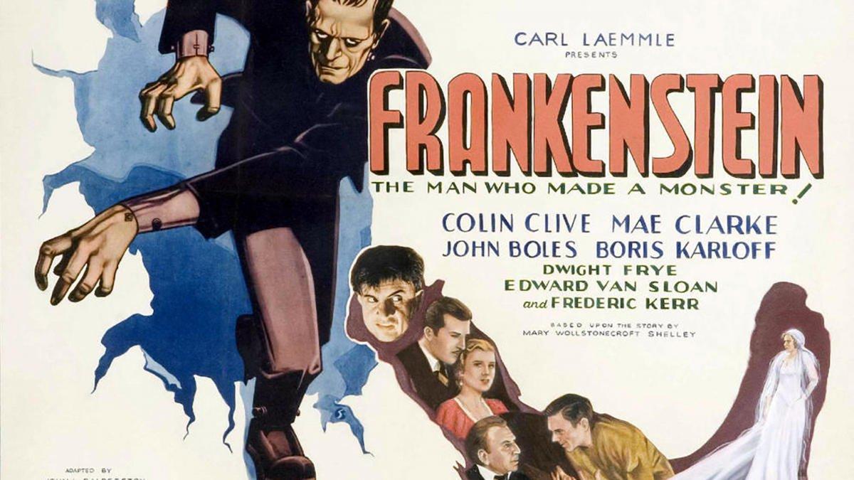 El papel de monstruo de Frankenstein catapultó a la fama a Boris Karloff.