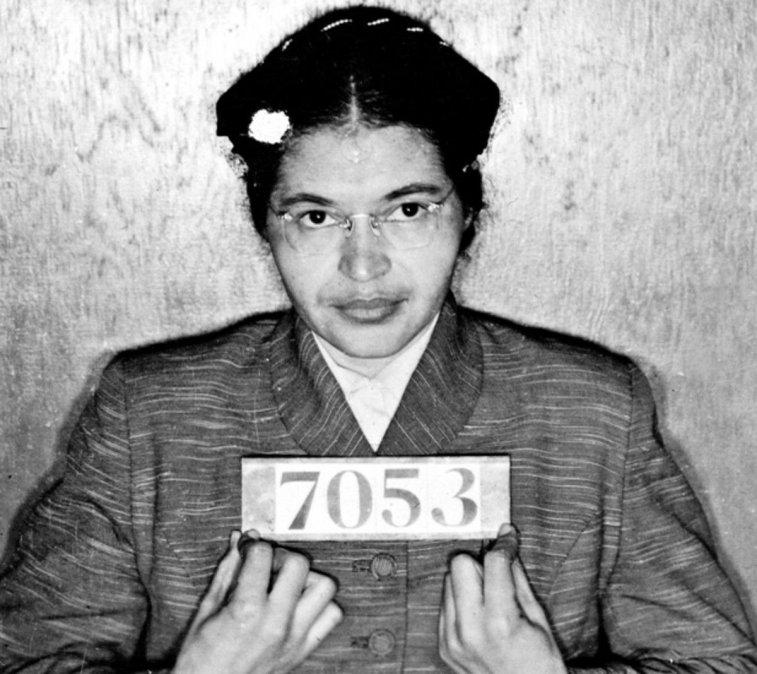 Preferiría no hacerlo, Rosa Parks