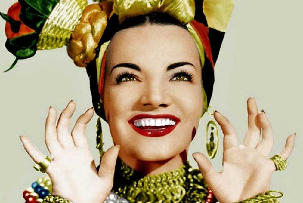 Carmen Miranda, la cantante de samba más conocida del mundo