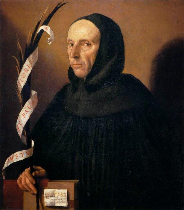 El trágico destino del monje hereje que desafió a un Papa español con su quema de obras de arte «impuro»