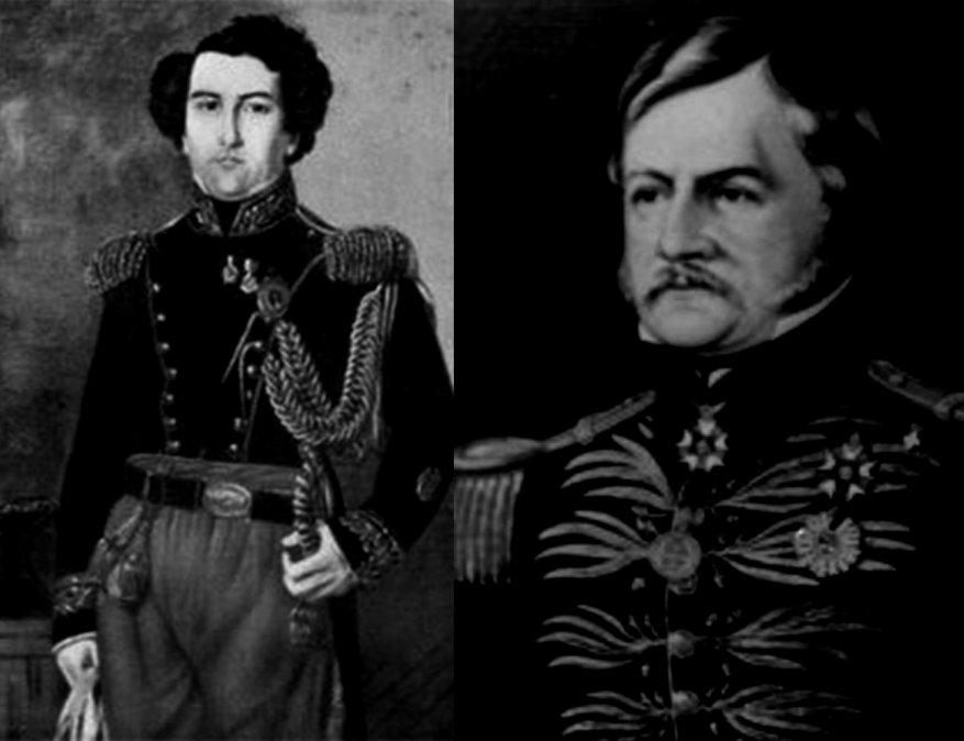General Lucio Mansilla -Bento Manuel Ribeiro.