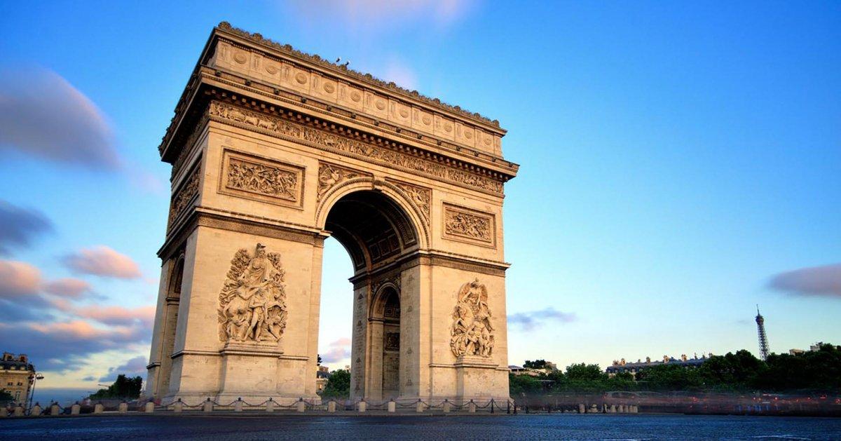 10 curiosidades del Arco del Triunfo