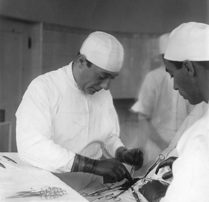 Enrique Finochietto: cirujano, docente, investigador e inventor