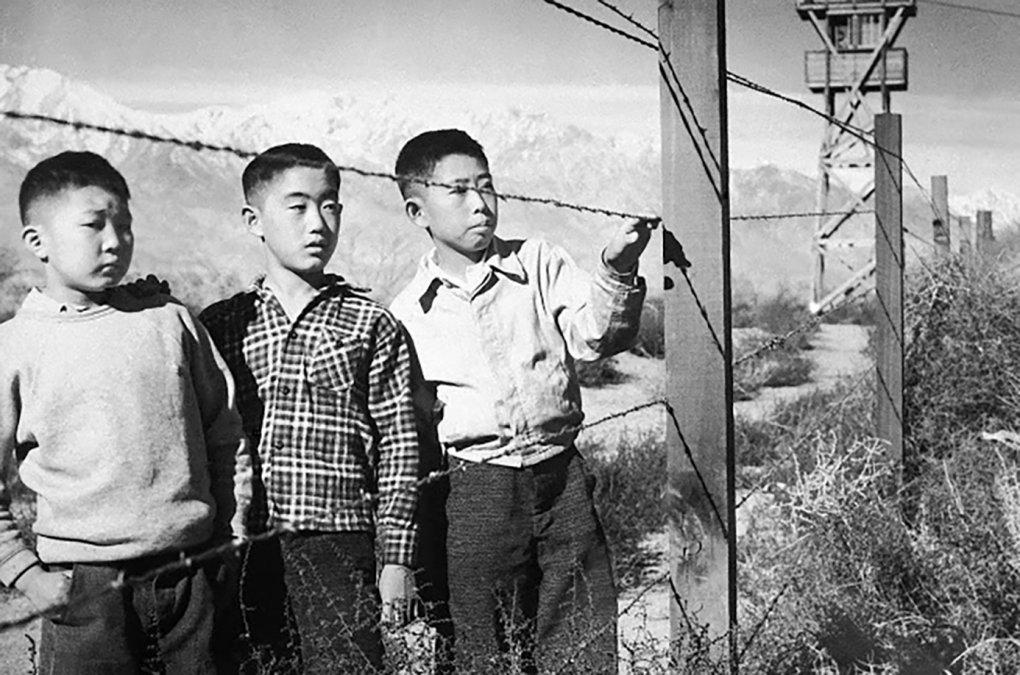 Los campos de concentración en Estados Unidos