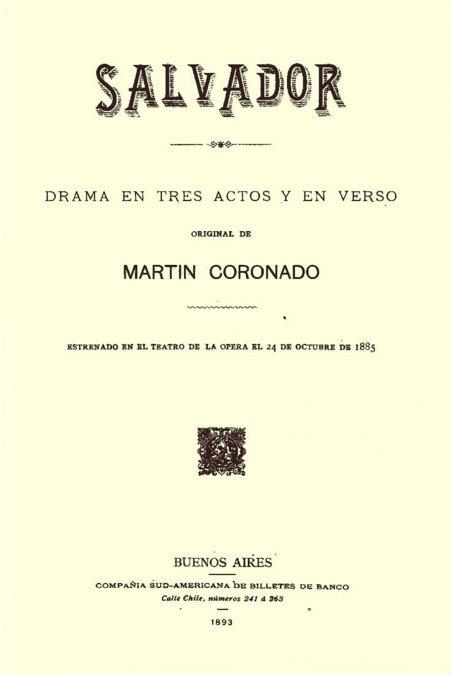 Martín Coronado