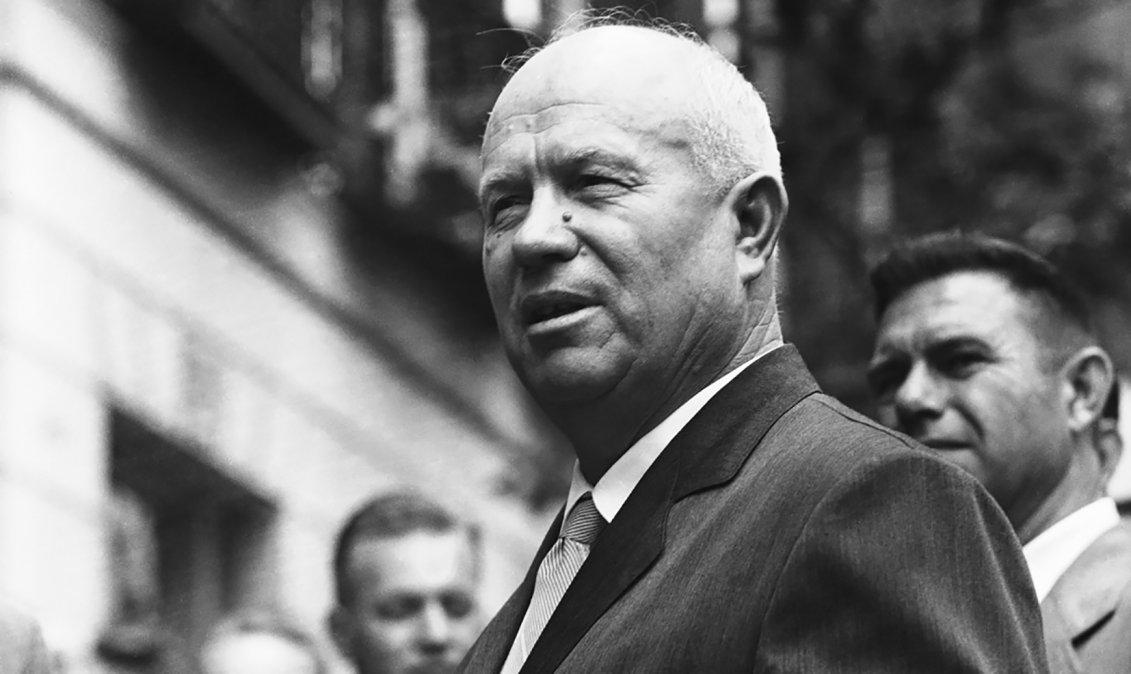 El discurso secreto de Nikita Khrushchev