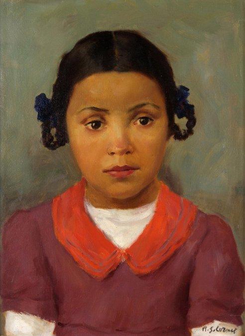 Criollita (circa 1930).