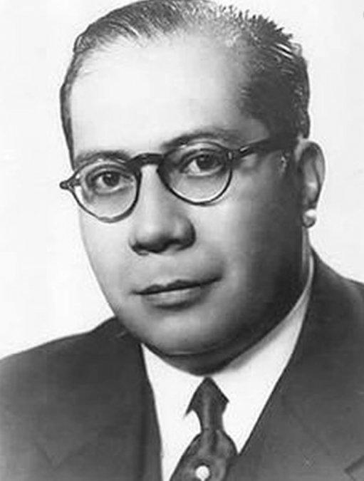 Ramón Carrillo.