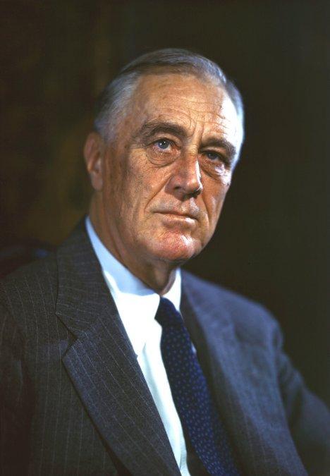 Franklin Delano Roosevelt: La sensatez al poder